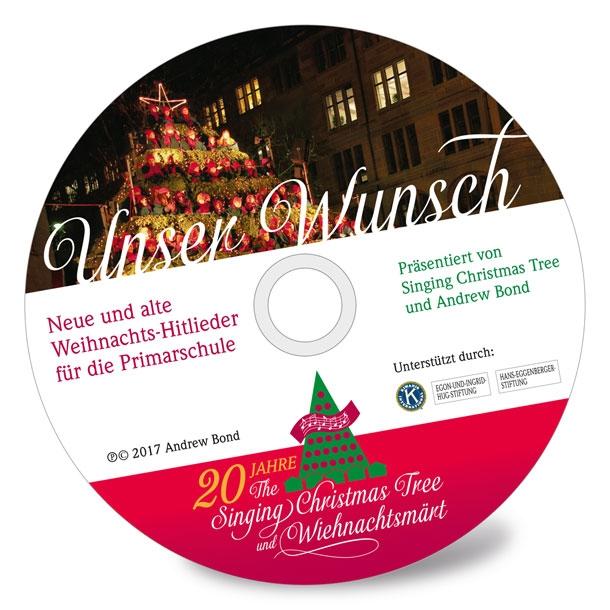 The Singing Christmas Tree und Wiehnachstmärt - Geschenkideen - CD ...